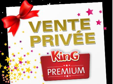 Affiche Ventes privées King Jouet