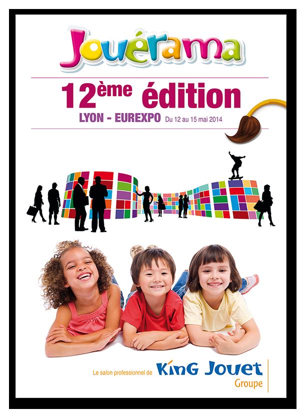 Couverture book Jouérama 2014