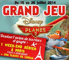 Vignette Homepage Concours Plane