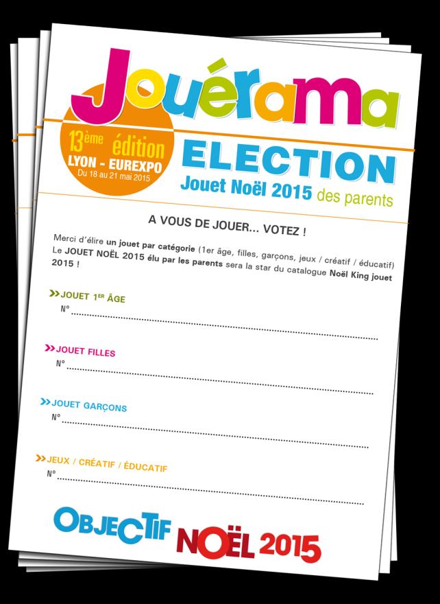 Fiche élection