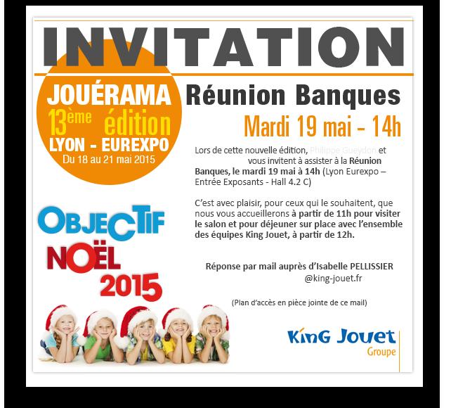 Invitation banques