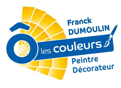 Logo Les Couleurs Cr Pour Un Peintre Dcorateur Par Delphine