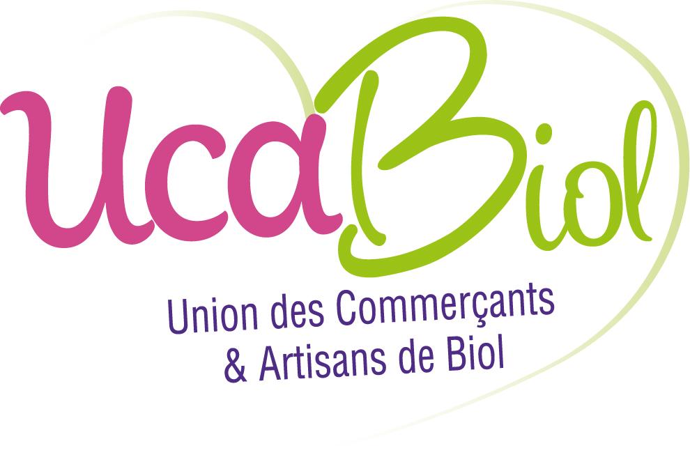 Logo UcaBiol - Union des commerçants et artisans de Biol.